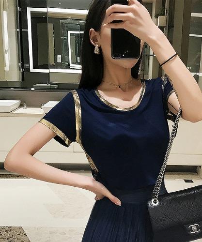 4fbf228d41f 명품여자옷 소프트 모달 티셔츠 0518 0014